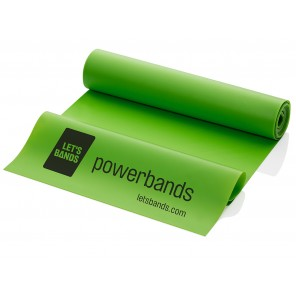 powerbands FLEX green