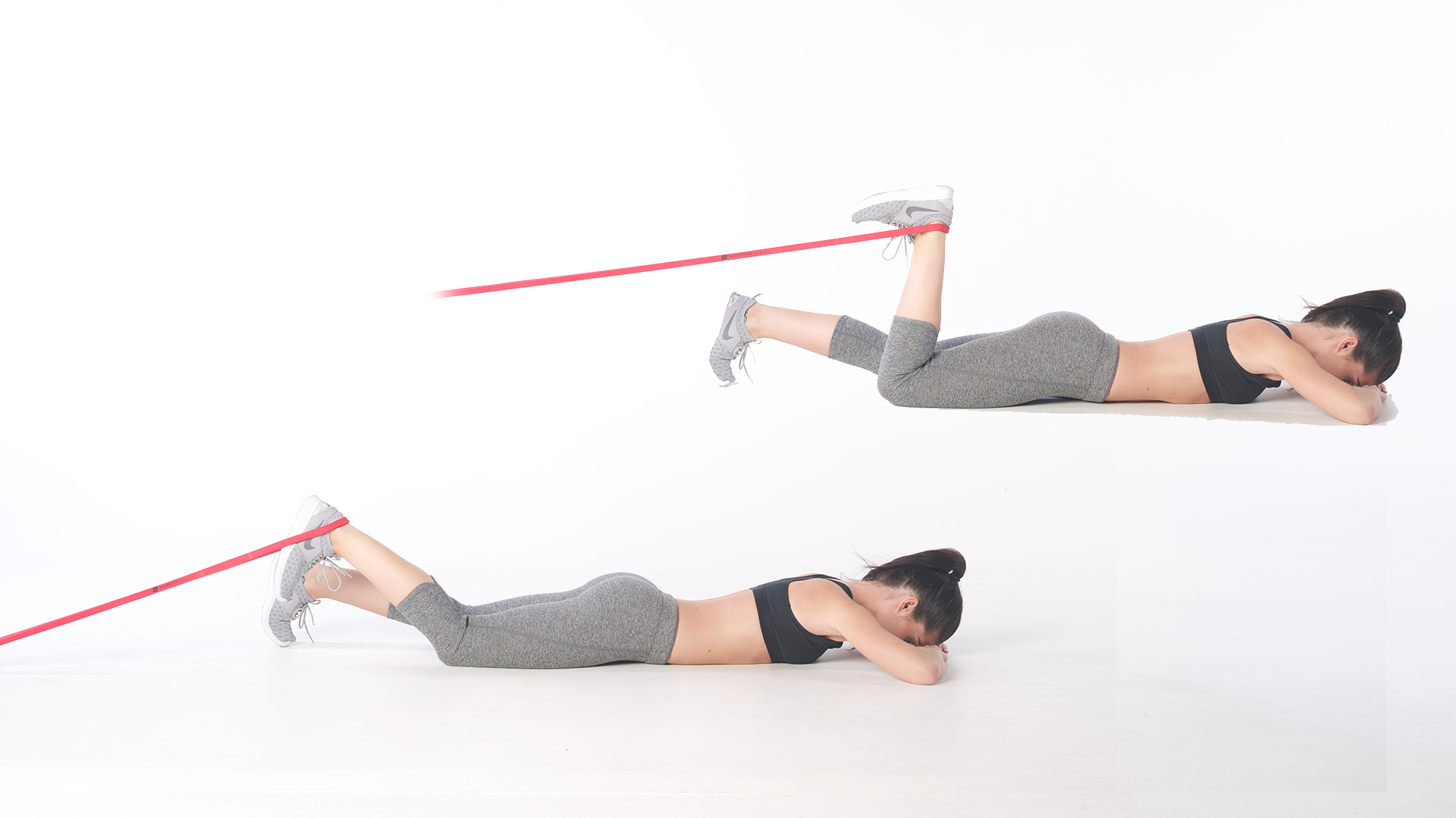 Image result for Prone Hamstring Curl exercise